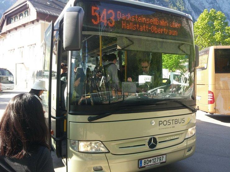 รถเมล์ 5 ฟิงเกอร์ (5 Fingers) Beaconboy Travel