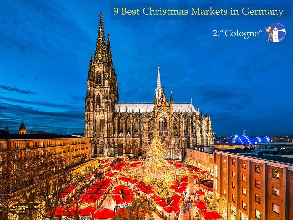 Cologne Christmas Markets Beaconboy Travel