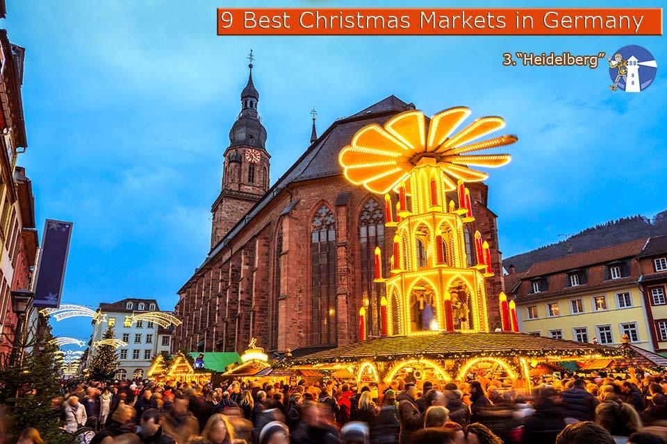 Beaconboy Travel Heidelberg Christmas Markets