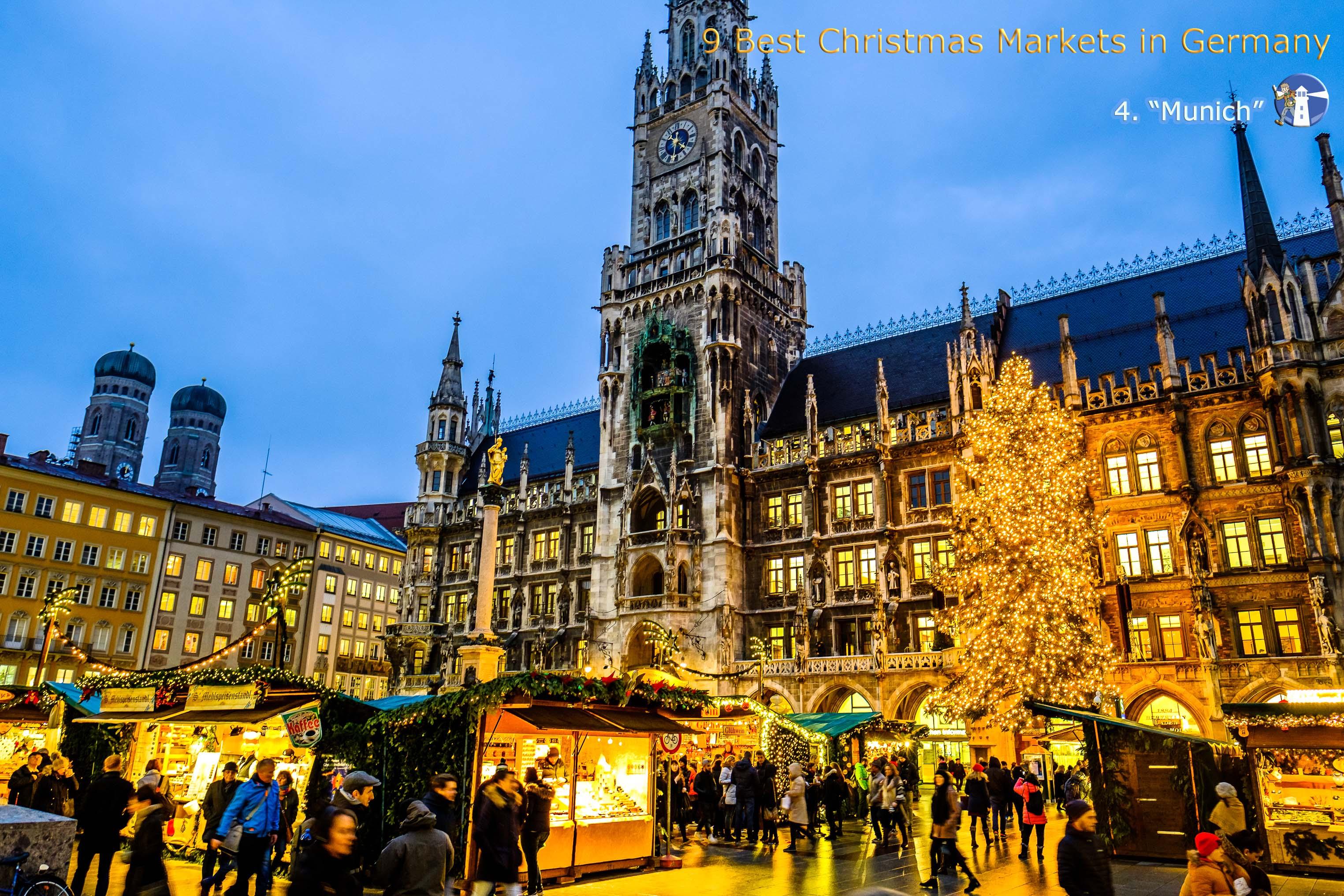 Christmas Markets Munich Bavaria Beaconboy Travel