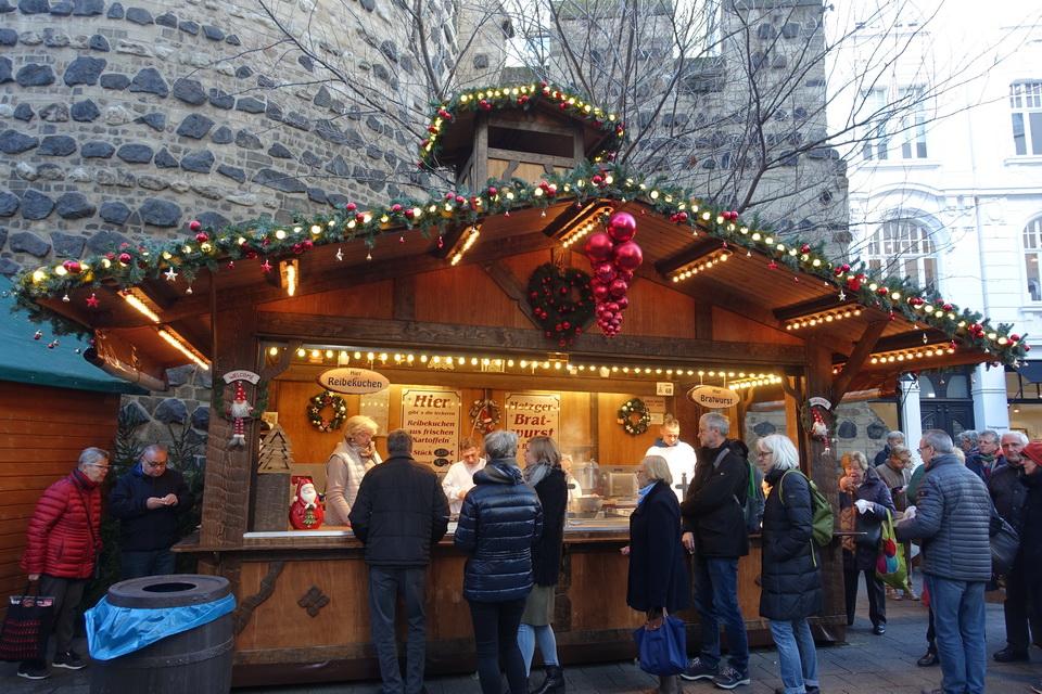 Bonn Christmas Market