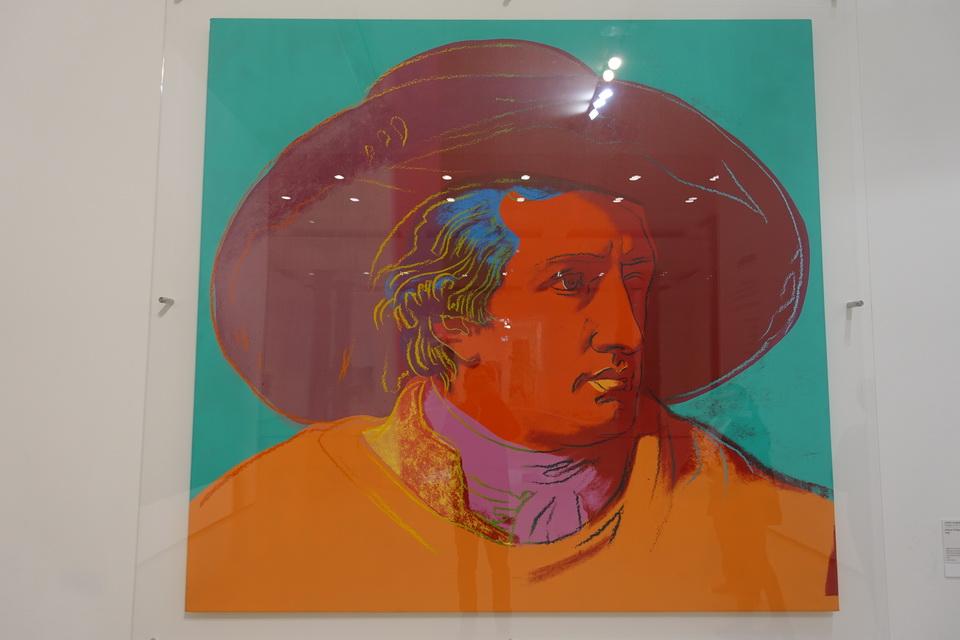 เยี่ยมชม ชตาเดิล Stadel Museum มิวเซียม Beaconboy Travel ถ่ายเอง