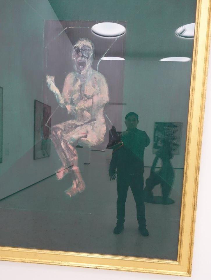 Francis Bacon Stadel Museum ชตาเดิล มิวเซียม