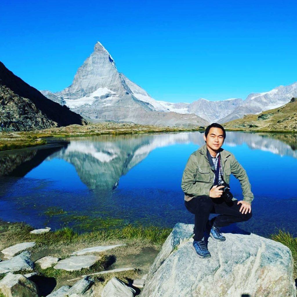 แมทเธอฮอร์น สวิตเซอร์แลนด์ Beaconboy Travel เซอร์แมท Riffelsee